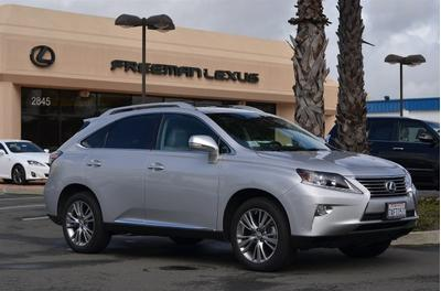 2013 Lexus RX 350 SUV for sale in Santa Rosa for $44,975 with 9,397 miles.