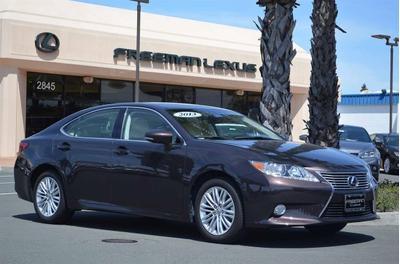 2013 Lexus ES 350 Base Sedan for sale in Santa Rosa for $38,795 with 14,380 miles.