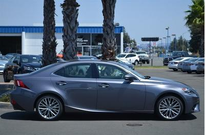 2014 Lexus IS 250 Base Sedan for sale in Santa Rosa for $38,975 with 10,157 miles.