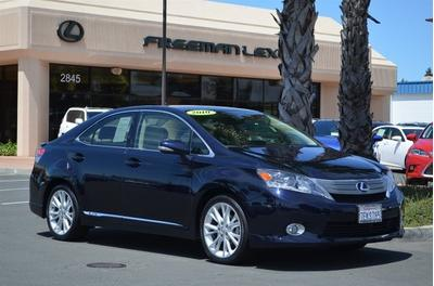 2010 Lexus HS 250h Sedan for sale in Santa Rosa for $25,975 with 48,073 miles.
