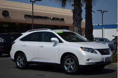 2012 Lexus RX 350 Base SUV for sale in Santa Rosa for $35,975 with 43,201 miles.