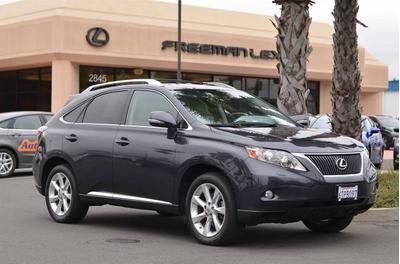 2011 Lexus RX 350 Base SUV for sale in Santa Rosa for $35,975 with 37,178 miles.