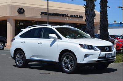 2013 Lexus RX 350 SUV for sale in Santa Rosa for $44,975 with 10,923 miles.