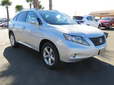 2011 Lexus RX 350 Base SUV for sale in Santa Rosa for $33,975 with 51,922 miles.