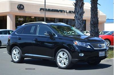 2010 Lexus RX 450h SUV for sale in Santa Rosa for $38,995 with 31,796 miles.