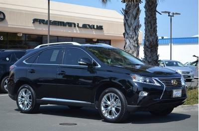 2013 Lexus RX 350 SUV for sale in Santa Rosa for $39,975 with 42,293 miles.