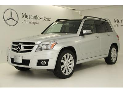 2012 Mercedes-Benz GLK-Class GLK350 SUV for sale in Huntington for $32,991 with 31,266 miles.