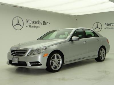 2013 Mercedes-Benz E-Class E350 Sedan for sale in Huntington for $37,991 with 19,789 miles.
