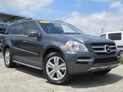 2011 Mercedes-Benz GL-Class GL450 SUV for sale in Lancaster for $42,991 with 38,354 miles.