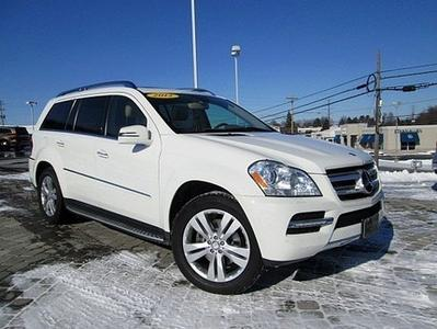 2012 Mercedes-Benz GL-Class SUV for sale in Lancaster for $51,993 with 25,795 miles.