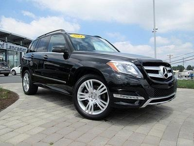 2014 Mercedes-Benz GLK-Class GLK350 SUV for sale in Lancaster for $42,000 with 6,745 miles.