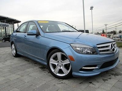 2011 Mercedes-Benz C-Class C300 Sedan for sale in Lancaster for $26,994 with 29,942 miles.