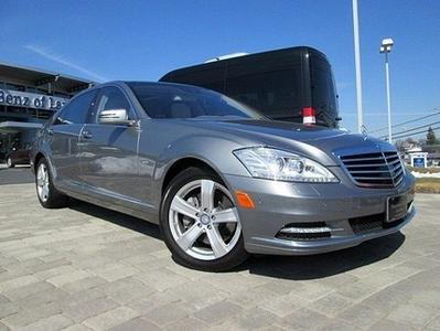 2012 Mercedes-Benz S-Class S550 Sedan for sale in Lancaster for $66,991 with 9,855 miles.
