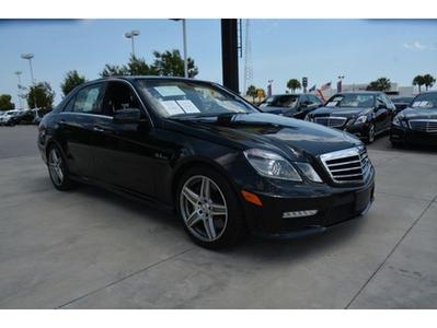 2011 Mercedes-Benz E-Class E63 AMG Sedan for sale in Myrtle Beach for $55,712 with 36,877 miles.