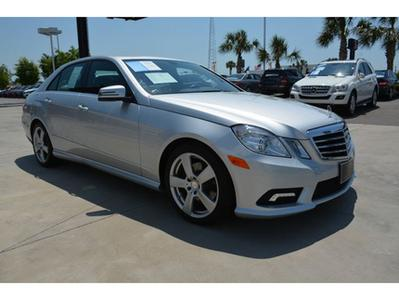 2011 Mercedes-Benz E-Class E350 Sedan for sale in Myrtle Beach for $33,850 with 30,983 miles.