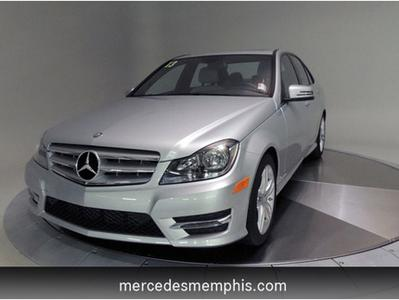 2013 Mercedes-Benz C-Class C250 Sedan for sale in Memphis for $34,600 with 8,639 miles.