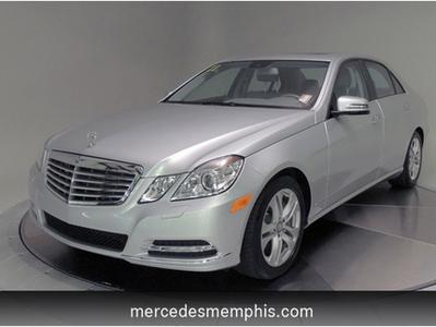 2011 Mercedes-Benz E-Class E550 Sedan for sale in Memphis for $44,999 with 12,207 miles.