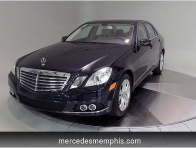 2011 Mercedes-Benz E-Class E350 Sedan for sale in Memphis for $37,999 with 32,164 miles.