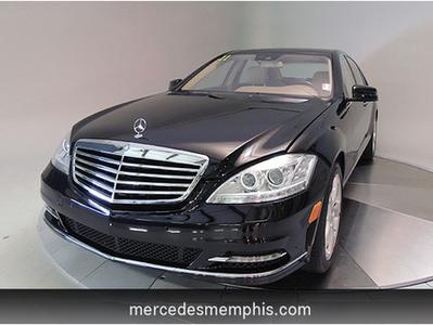 2011 Mercedes-Benz S-Class S550 Sedan for sale in Memphis for $54,999 with 42,630 miles.
