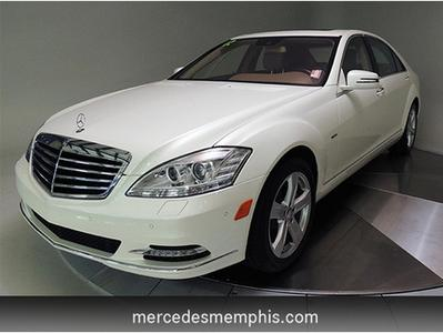 2012 Mercedes-Benz S-Class S550 Sedan for sale in Memphis for $61,999 with 37,760 miles.