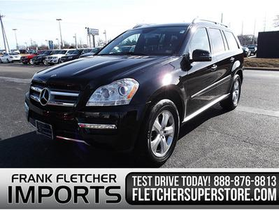 2012 Mercedes-Benz GL-Class SUV for sale in Joplin for $47,997 with 30,113 miles.