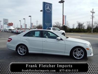 2011 Mercedes-Benz E-Class E350 Sedan for sale in Joplin for $37,944 with 32,651 miles.