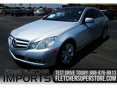 2011 Mercedes-Benz E-Class E350 Coupe for sale in Joplin for $31,997 with 36,712 miles.