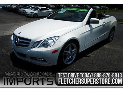 2011 Mercedes-Benz E-Class E350 Convertible for sale in Joplin for $41,997 with 42,512 miles.