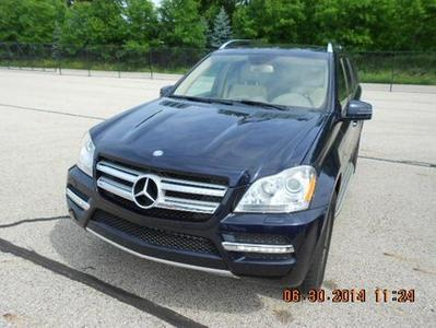 2012 Mercedes-Benz GL-Class SUV for sale in Grand Rapids for $49,499 with 24,214 miles.