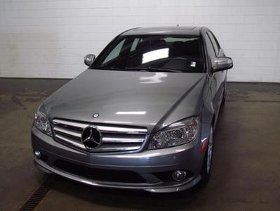 2009 Mercedes-Benz C-Class C300 Sedan for sale in Traverse City for $22,991 with 53,819 miles.