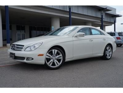 2009 Mercedes-Benz CLS-Class CLS550 Sedan for sale in Georgetown for $38,981 with 35,670 miles.