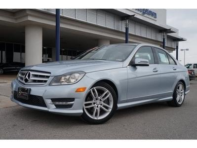 2013 Mercedes-Benz C-Class C250 Sedan for sale in Georgetown for $33,981 with 14,913 miles.