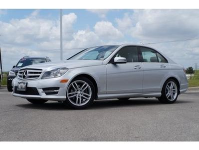 2013 Mercedes-Benz C-Class C250 Sedan for sale in Georgetown for $35,981 with 10,868 miles.