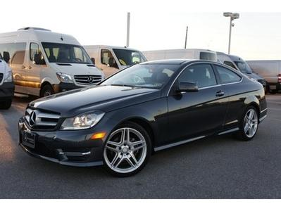 2013 Mercedes-Benz C-Class C250 Coupe for sale in Georgetown for $35,981 with 14,867 miles.