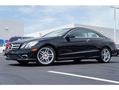 2011 Mercedes-Benz E-Class E550 Coupe for sale in Georgetown for $40,982 with 38,921 miles.