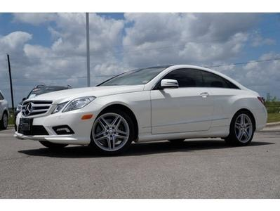 2011 Mercedes-Benz E-Class E550 Coupe for sale in Georgetown for $41,982 with 22,039 miles.