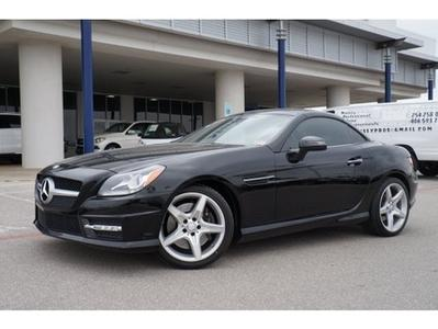 2013 Mercedes-Benz SLK-Class SLK250 Convertible for sale in Georgetown for $47,981 with 11,730 miles.