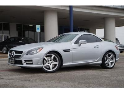 2012 Mercedes-Benz SLK-Class SLK350 Convertible for sale in Georgetown for $45,982 with 22,244 miles.