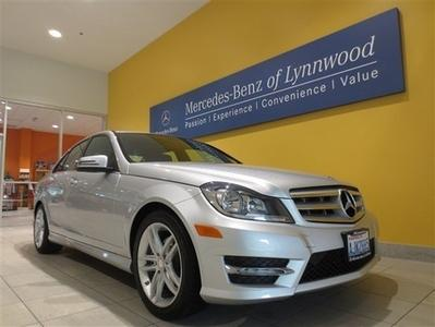 2012 Mercedes-Benz C-Class C300 Sedan for sale in Lynnwood for $33,999 with 11,244 miles.