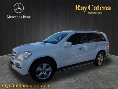 2011 Mercedes-Benz GL-Class GL450 SUV for sale in Edison for $47,900 with 22,000 miles.