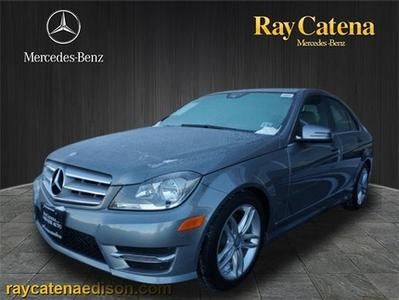 2013 Mercedes-Benz C-Class C300 Sedan for sale in Edison for $36,995 with 5,132 miles.