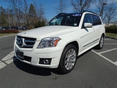 2012 Mercedes-Benz GLK-Class GLK350 SUV for sale in Flemington for $38,995 with 29,463 miles.