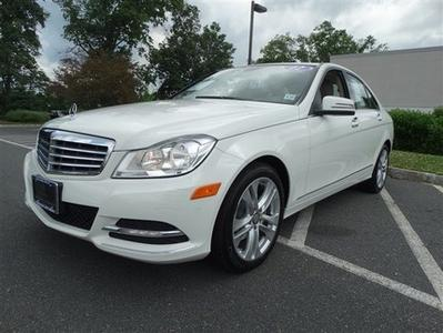2012 Mercedes-Benz C-Class C300 Sedan for sale in Flemington for $35,995 with 15,328 miles.