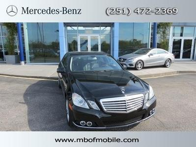2011 Mercedes-Benz E-Class E350 Sedan for sale in Mobile for $39,500 with 26,778 miles.