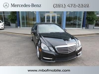 2012 Mercedes-Benz E-Class E350 Sedan for sale in Mobile for $37,995 with 49,163 miles.