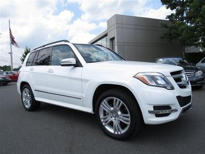 2014 Mercedes-Benz GLK-Class GLK350 SUV for sale in Charlotte for $39,989 with 8,915 miles.