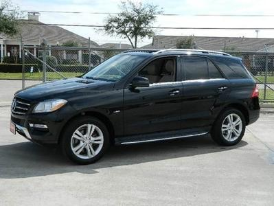 2012 Mercedes-Benz M-Class SUV for sale in Beaumont for $46,789 with 37,299 miles.