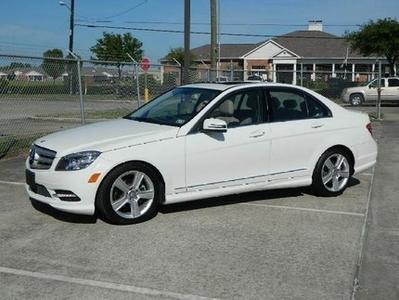 2011 Mercedes-Benz C-Class C300 Sedan for sale in Beaumont for $31,789 with 16,129 miles.