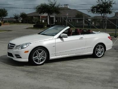 2012 Mercedes-Benz E-Class E550 Convertible for sale in Beaumont for $59,789 with 15,409 miles.