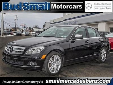 Used 2008 Mercedes-Benz C-Class - Greensburg PA